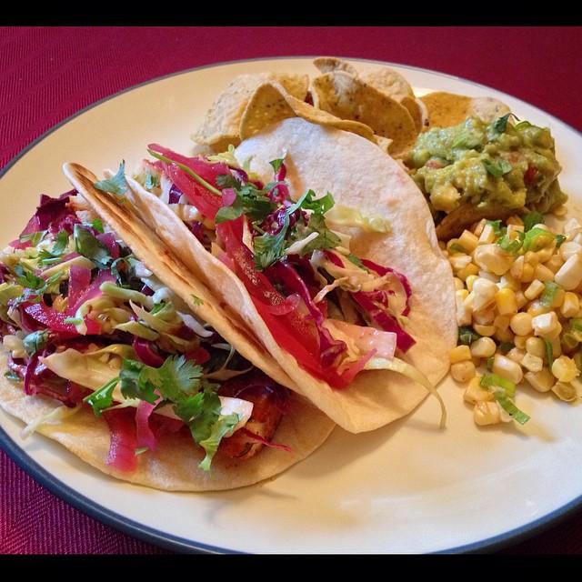 Baja fish tacos man i miss cali best fish tacos tacotu for Best fish taco recipe in the world