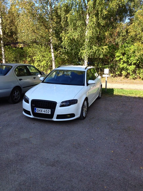Zoml: Audi A4 B7 Avant //Mätäs Crew 15224201631_e6f007b140_z