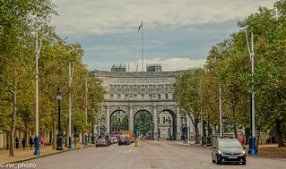 The Mall - Admiralty Arch