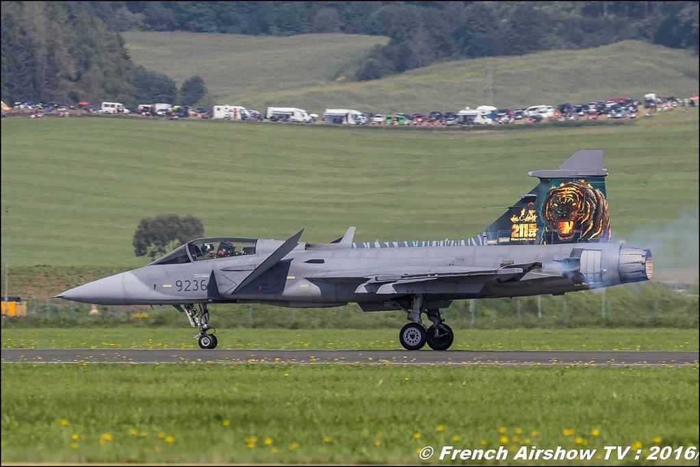 JAS-39 gripen tiger ,airpower zeltweg 2016 , AIRPOWER16 - Österreichs Airshow , Steiermark , Austria, Canon Reflex , EOS System