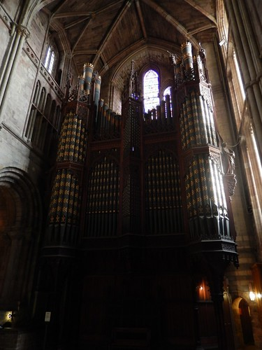 Worcester Cathedral | Olly Writes