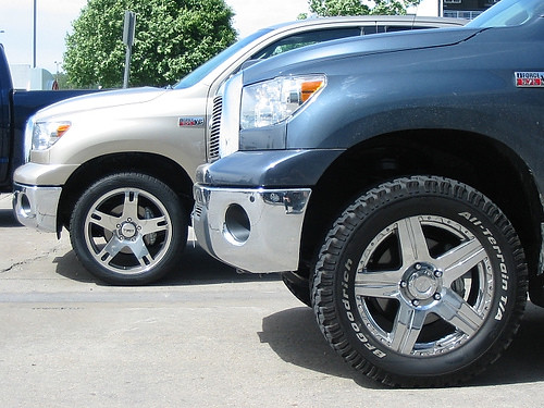Toyota Tundra Lift Kit