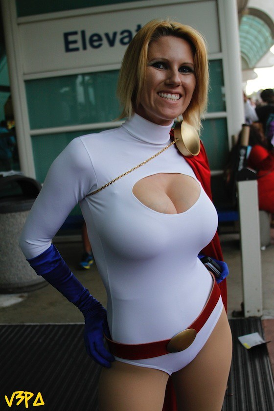 ... Powergirl | Unedited photo. Thanks for the link back love… | Flickr