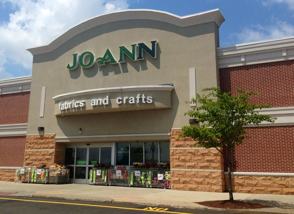 jo ann fabrics and crafts manchester ct 8 2014 by mike m flickr. Black Bedroom Furniture Sets. Home Design Ideas