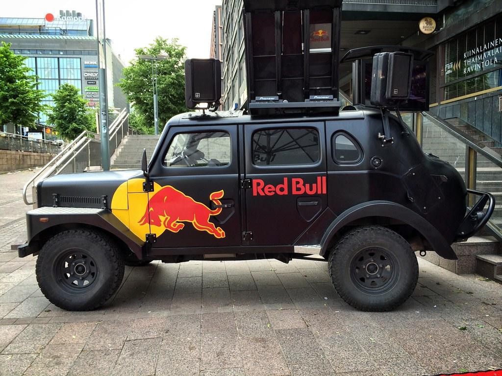 Red Bull Volvo Tp21 Sugga Dj Truck Set Cars Trucks