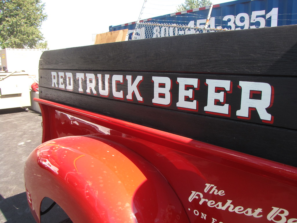 Red Truck Beer Company | Red Truck Brewing Co. is one of ...