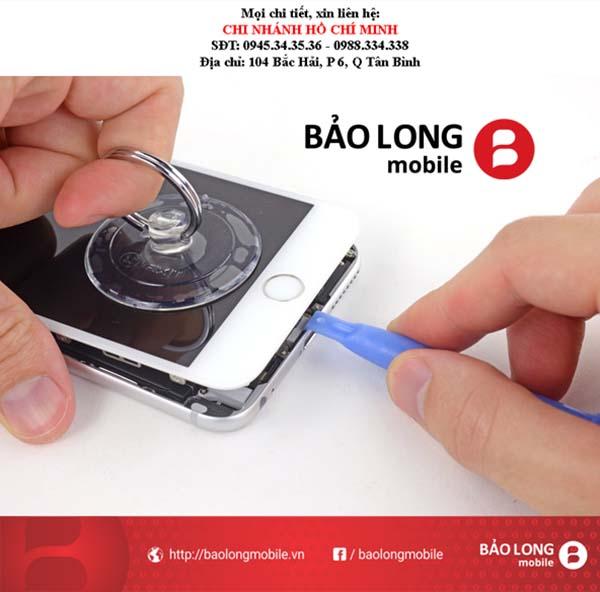 Tại Tp.HCM, cần tư vấn cần phải thay thế hoặc bỏ đi khi màn hình iPhone 6 bị nứt bể