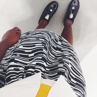 Lois Opoku Jil Sander Navy Instagram lisforlois