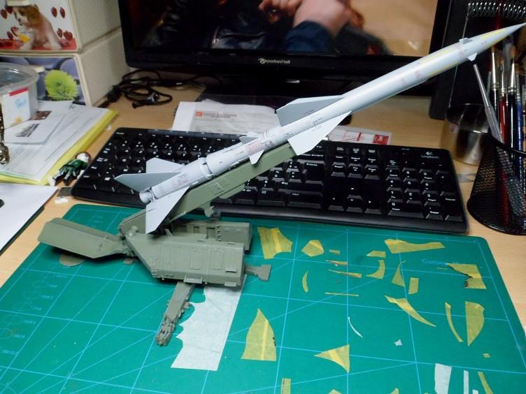 Pas-à-pas : Northrop Hawk missile [Revell Classics 1/32] 30045581265_9a4499d2ce_b