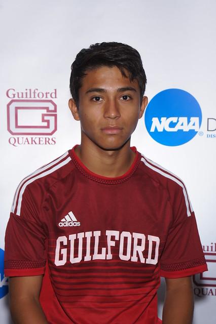 Ricardo Aguilar Guilford College 2020