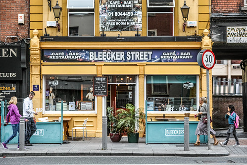 Bleecker Restaurant New York