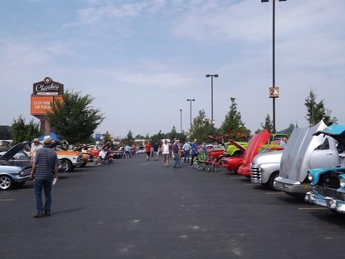 Car Show Cherokee Casino