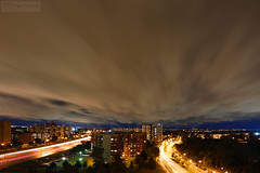 Clouds over Montreal