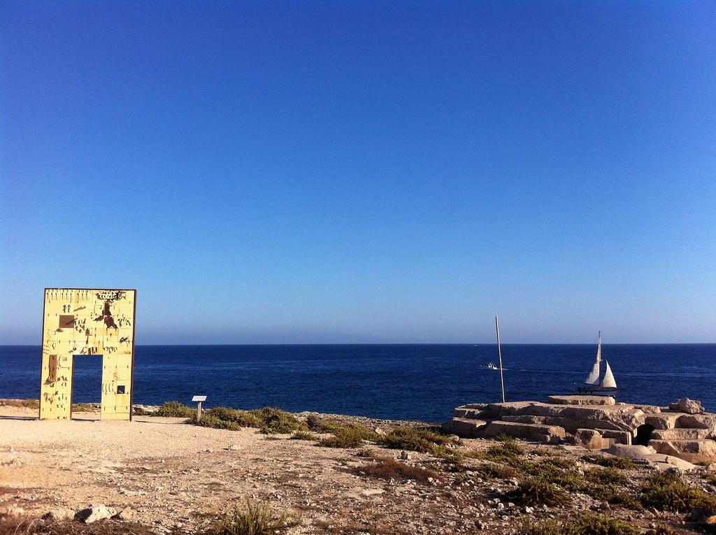Porta di lampedusa porta d 39 europa un monumento per i mi flickr - B b porta di mare ...