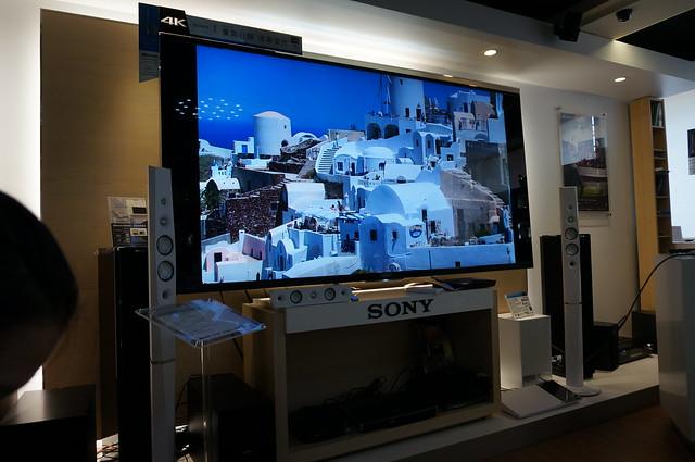 4K電視首選SONY X9000B 79吋的極致奢華,在家享受擁有電影院的視聽娛樂! @amarylliss。艾瑪[隨處走走]
