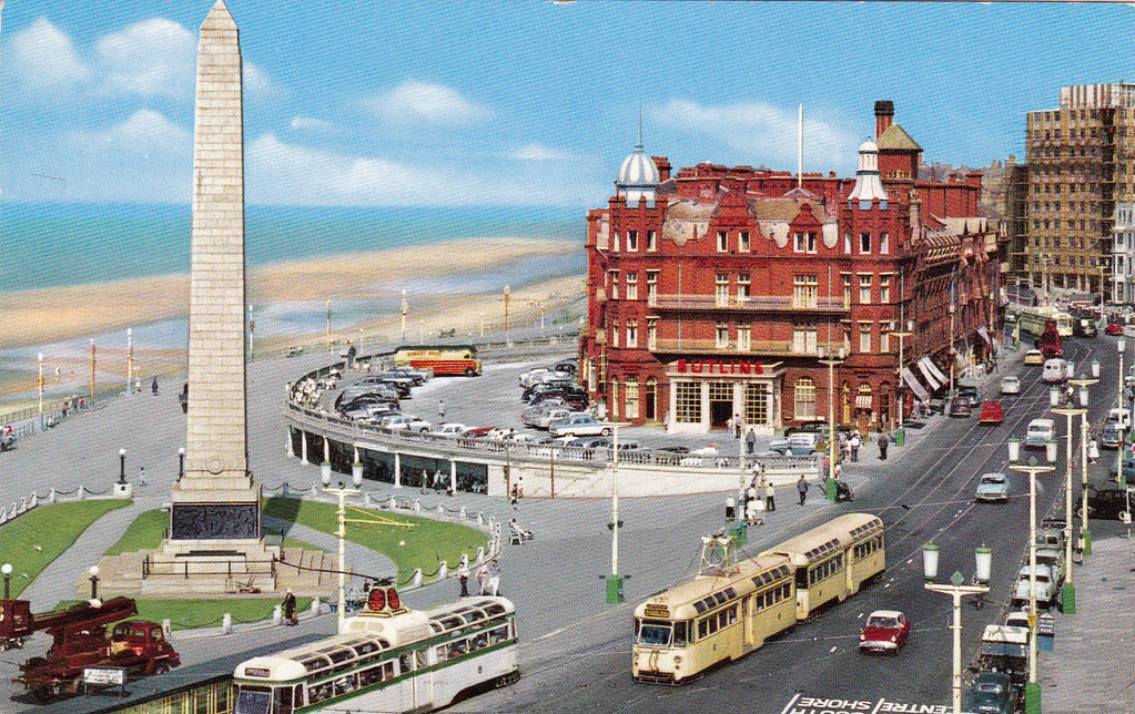 Butlins Hotel In Blackpool