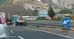 incidente autostrada sala consilina 02
