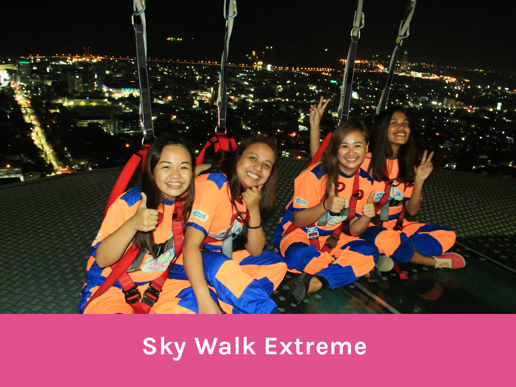 Sky Experience Adventure Crown Regency Hotel and Towers - Wandering Ella