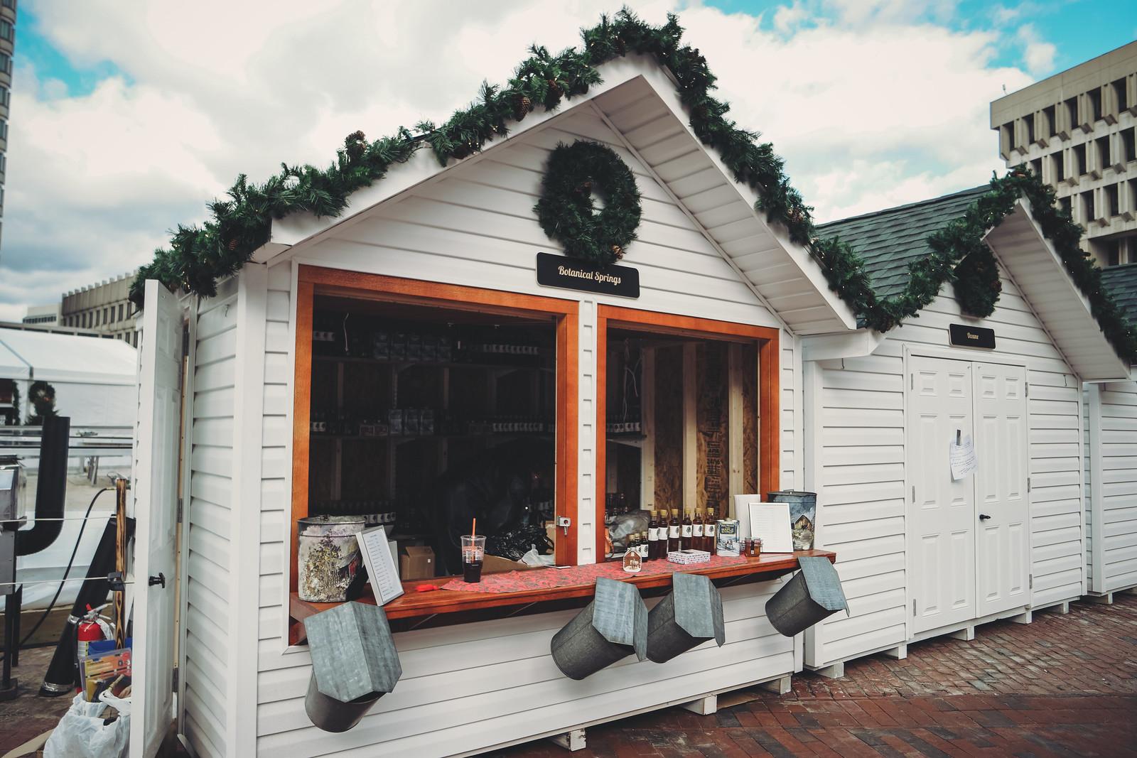 Boston Winter Holiday Marketplace