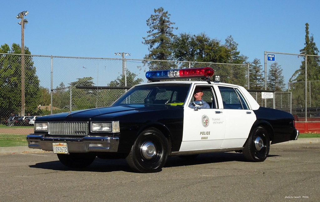 lapd 1989 chevrolet caprice restored 1 rwcar4 flickr. Black Bedroom Furniture Sets. Home Design Ideas