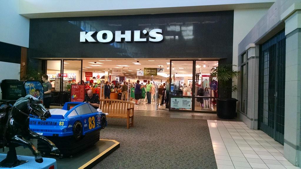 Kohl S Eastland Mall Bloomington Il Orriginally Opened