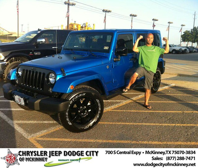 The Jeep We Purchased: Photo