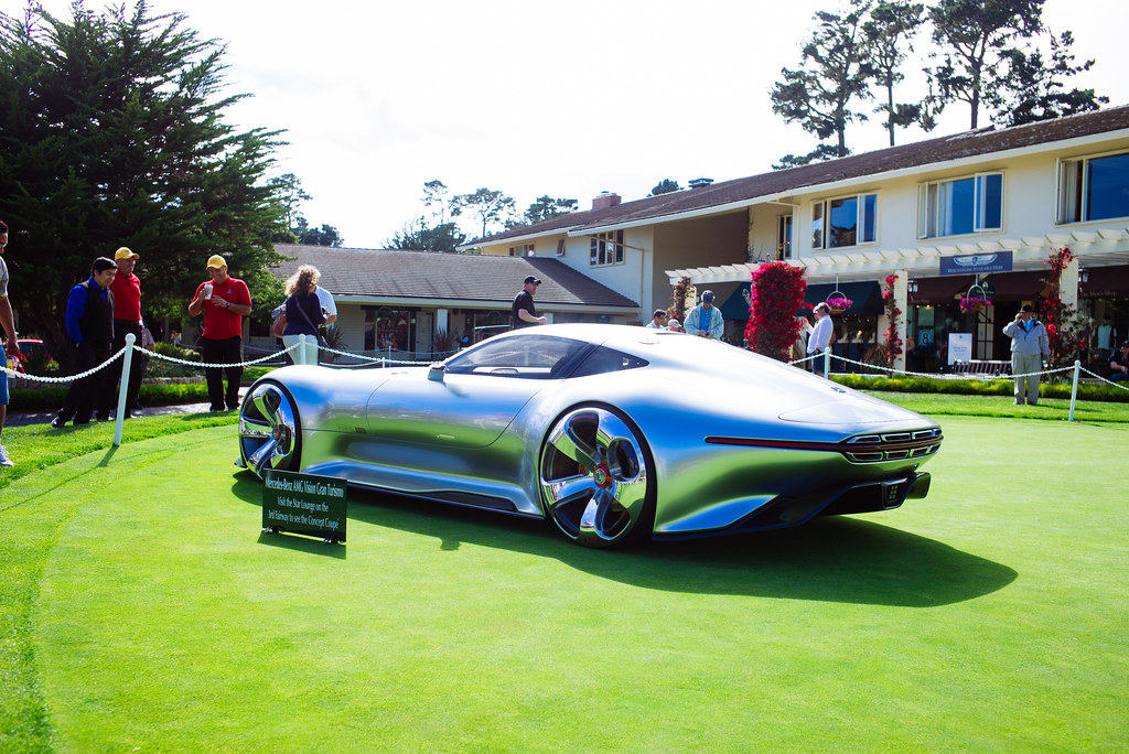 2014 Pebble Beach Concours D'Elegance | 2014 Pebble Beach Co ...