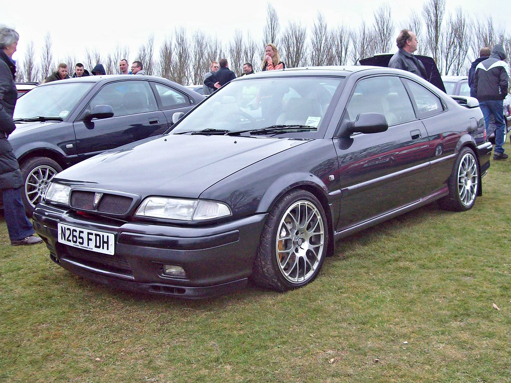 531 rover 220 coupe turbo 1995 rover 220 turbo coupe 19 flickr. Black Bedroom Furniture Sets. Home Design Ideas