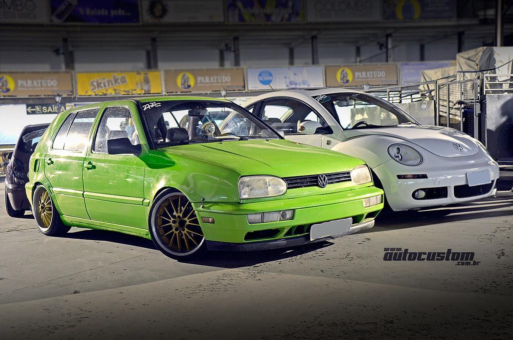 Volkswagen Golf   Evento: www.autocustom.com.br/2014/08/enco ...