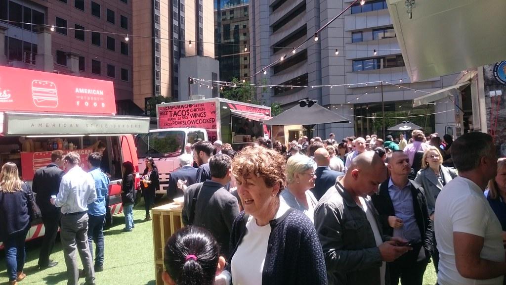 Food Truck Melbourne Cbd Sunday