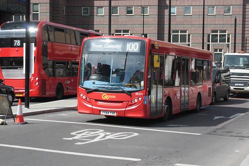 London General SE231 YY64TXR