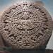 """Pedra do Sol (conhecida como """"calendário asteca"""" ou """"calendário maia"""")."""