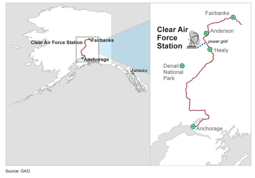 figure 4 map of alaska railbelt transmission system near clear air force station by