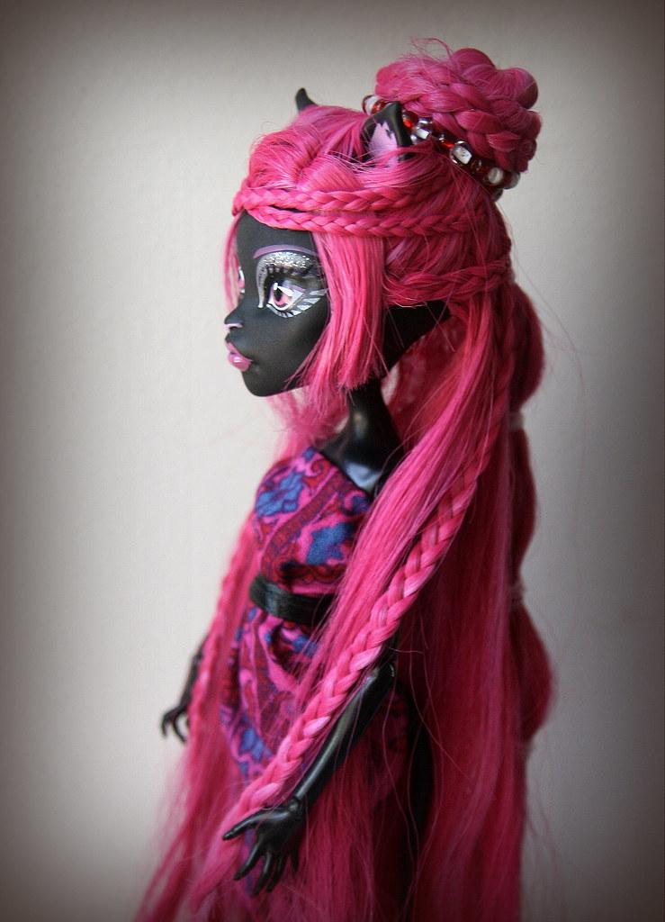 Monster High Catty Noir Olesya Flickr