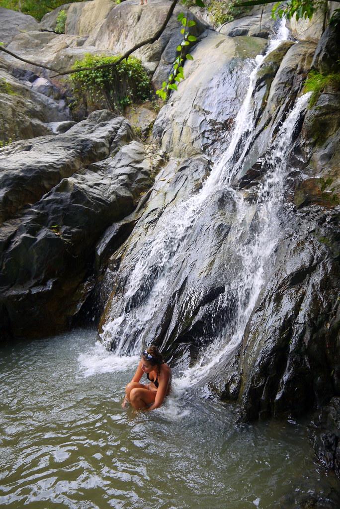 Namaung Waterfall - Kirstywears