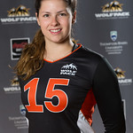 Samantha Horth, WolfPack Women's Volleyball