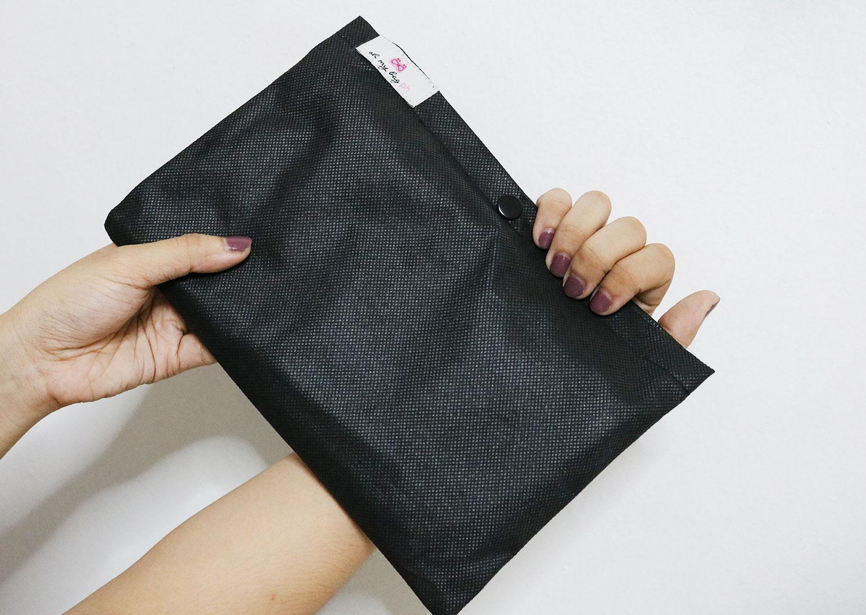 4 Oh my bag Phils Review - Bag Raincoat
