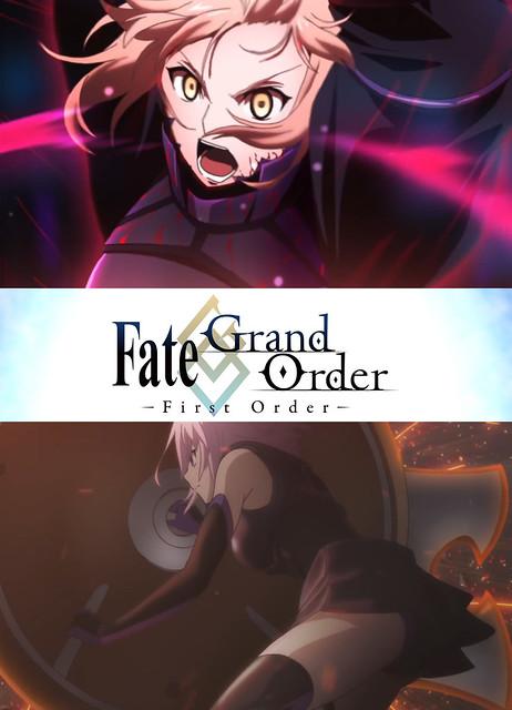 161207(1) - 動畫版《Fate/Grand Order -First Order-》就在台灣時間31日晚間9點 特別節目放送!