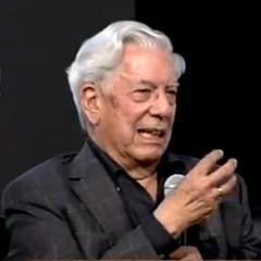 Mario Vargas Llosa en la 27a. Feria Internacional del Libro de Bogotá 2014