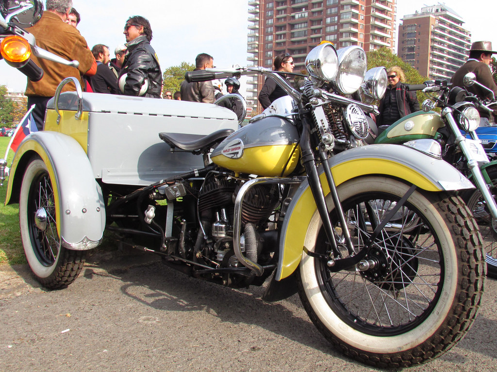 Harley Davidson Servi Car For Sale
