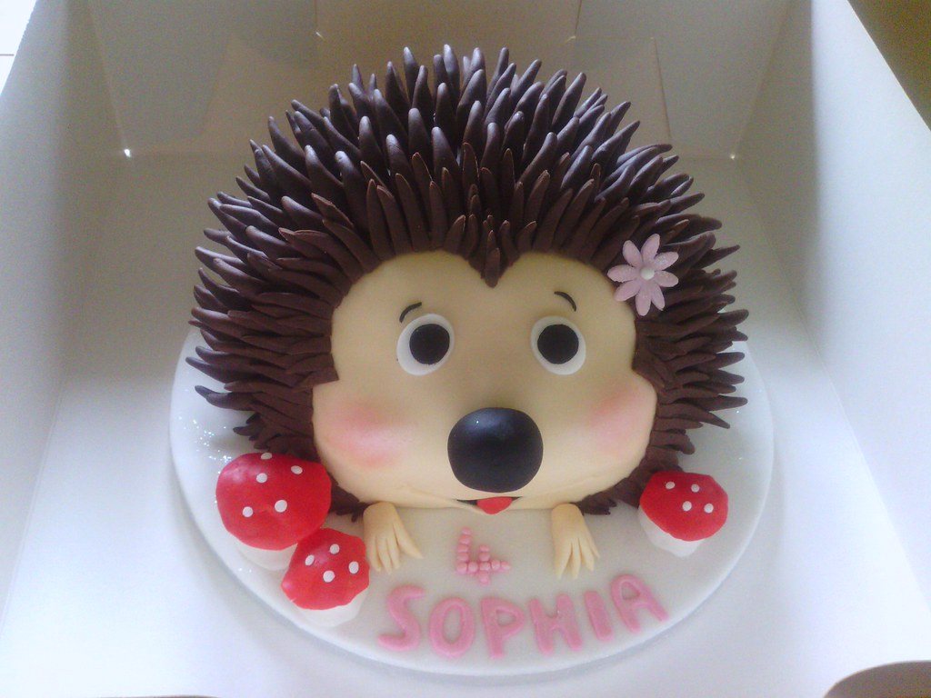Hedgehog Cake Pan