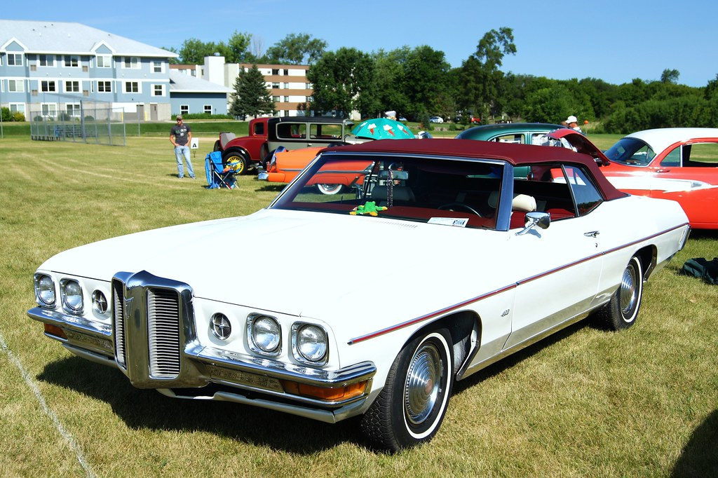 1970 Pontiac Catalina Convertible 35th Annual Cars By