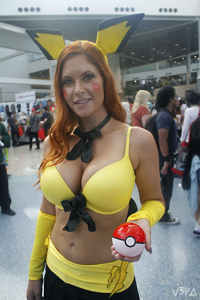 Ireland Reid - Pikachu | Flickr - Photo Sharing!: https://www.flickr.com/photos/warriorpoet/14706464322
