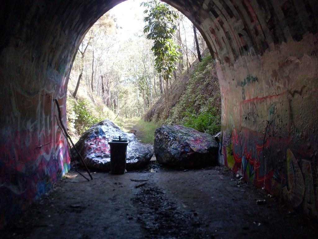 Ernest Junction Railway Tunnel | Ernest Junction Railway Tun… | Flickr