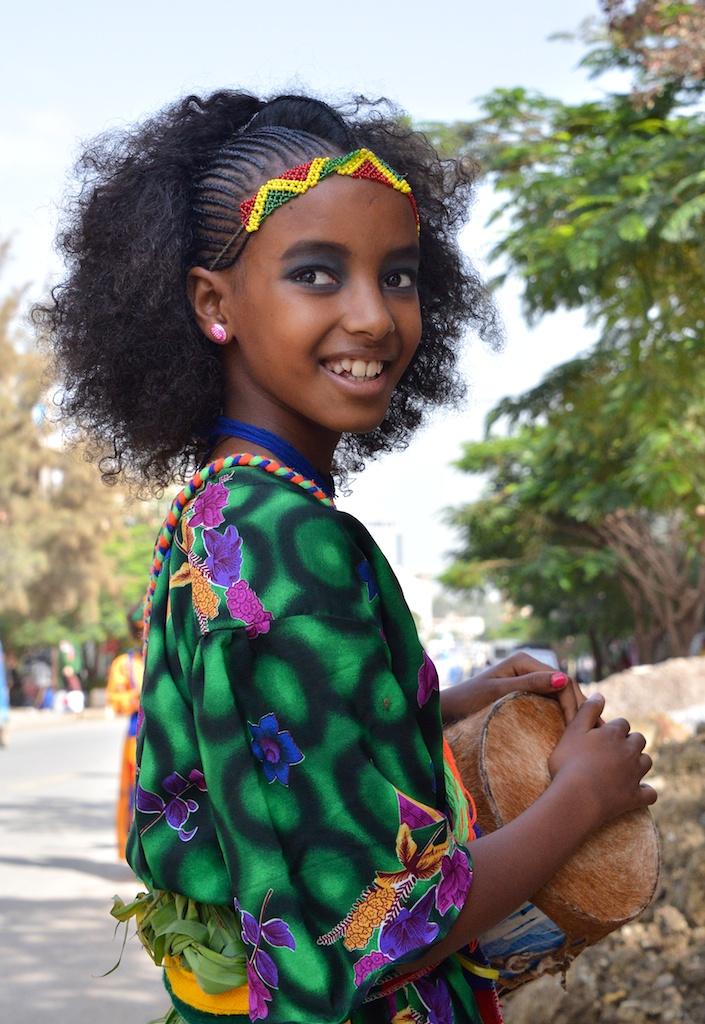 Ashenda Girl, Mekele, Ethiopia - Rod Waddington - Flickr