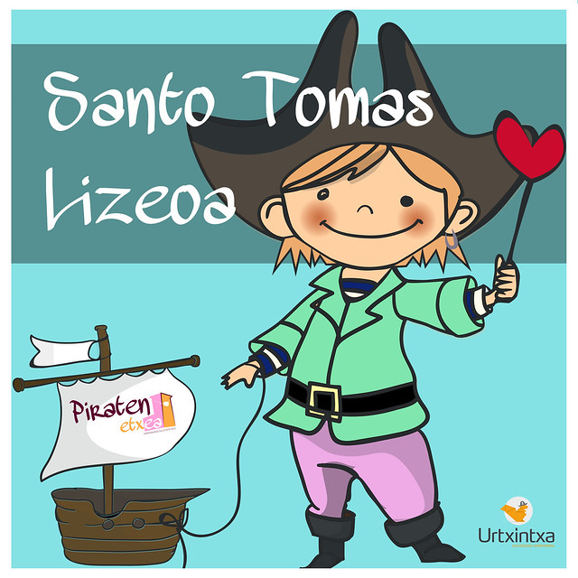 Pirata Egonaldiak- Santo Tomas lizeoa 2016/10/20-2016/10/21