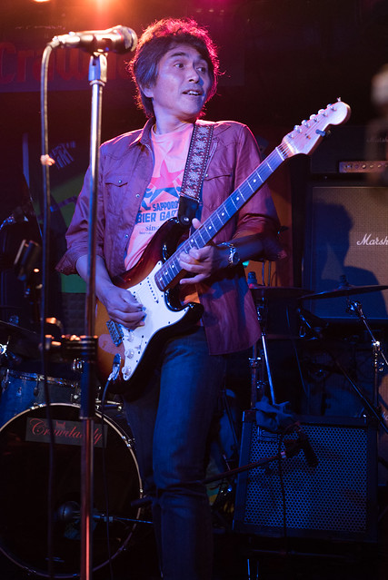 Rory Gallagher Tribute Festival - jam session at Crawdaddy Club, Tokyo, 22 Oct 2016 -00559