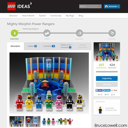 LEGO Rock 'em Sock 'em Robots