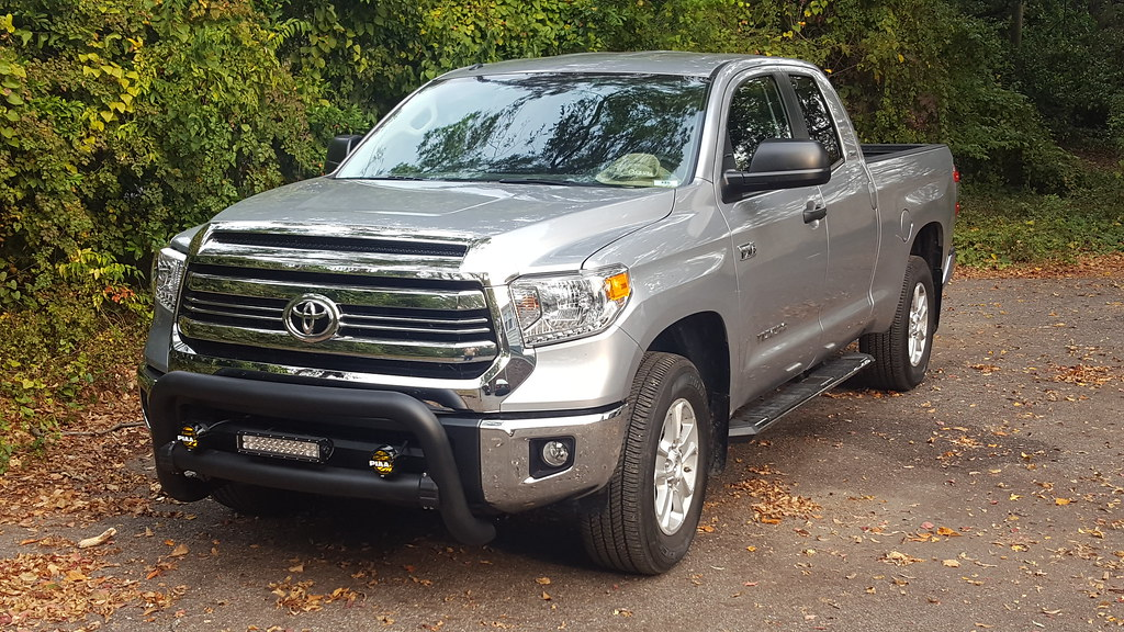 Toyota Tundra 2017 Westin Bull Bar Piaa Rough Country Flickr
