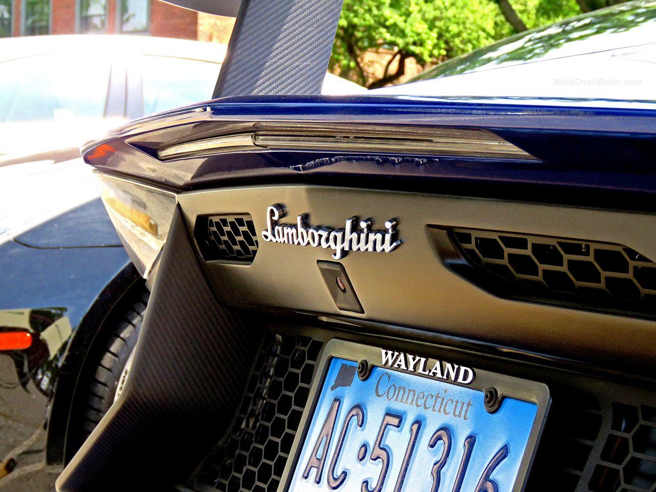 Lamborghini Aventador SV Greenwich 5